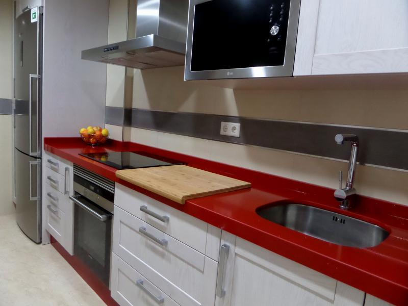 Roble decape  Cocinas Murcia
