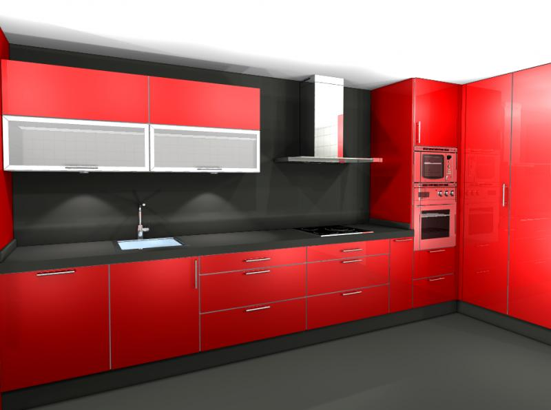 Muebles de formica para cocina dise os arquitect nicos for Muebles de cocina murcia