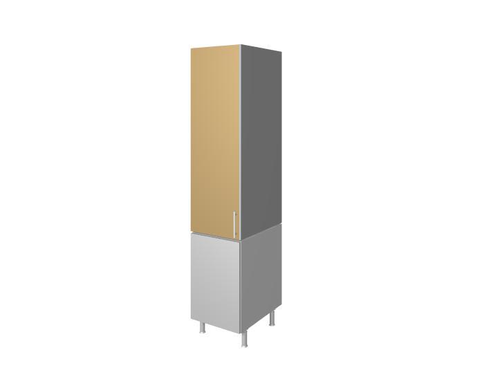 M dulo mueble de cocina columna despensero cocinas murcia for Muebles de cocina murcia