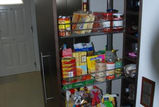Como aprovechar los espacios en la cocina cocinas murcia - Aprovechar espacio cocina ...