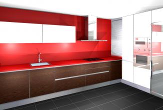 Muebles de cocina en luxe